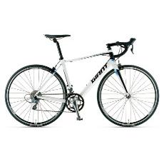 GIANT DEFY4 カラー:ホワイト、イエロー、ブラック サイズ:XS~ML ロードバイクビギナー向けモデル快適な乗車姿勢サブブレーキレバー装備 【春のセール】特別販売につき 価格:72,000円+税